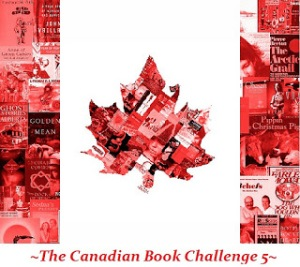 John Mutford's button  Canadian Reading Challenge 5
