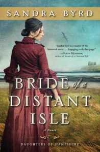 bride distant isle sandra byrd