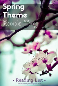 Spring Tag Book Reading List