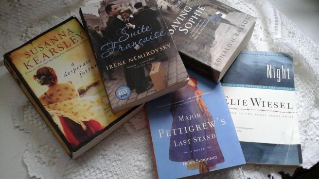 20 books of summer 2