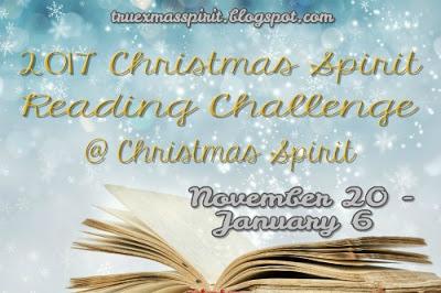 Cmas Spirit 2017 reading challenge