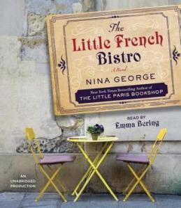 little french bistro nina george