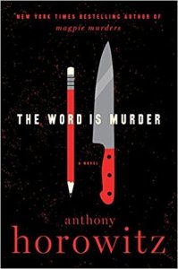 word is murder anthony horowitz