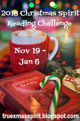 2018 Christmas SPirit Reading Challenge