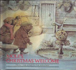 mole's christmas welcome