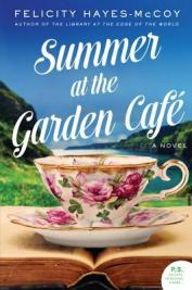 summer at the garden cafe felicity hayes-mccoy
